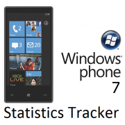 Windows Phone 7 Development 101 – Beginning A Statistics Tracker