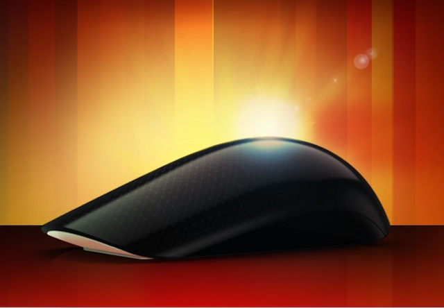 Microsoft Touch Mouse – Start Your Hacking!