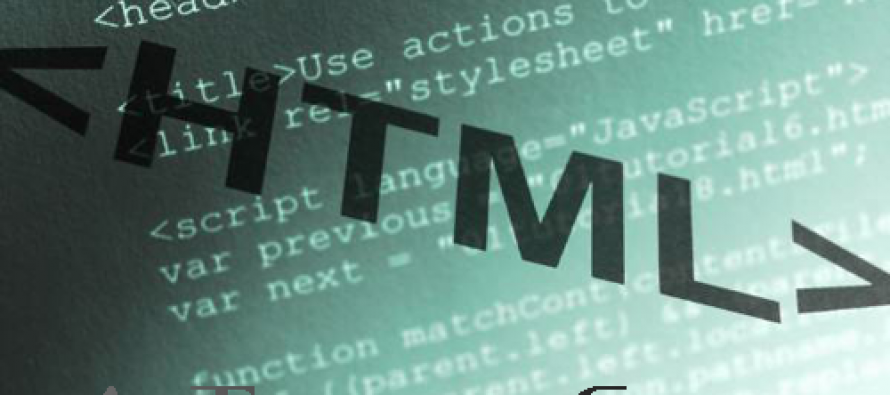 HTML Development 101 – A Tutorial Series