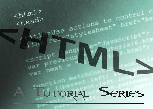 HTML code underlay