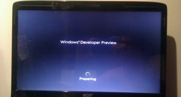 Windows 8 Developer Preview – First Impressions