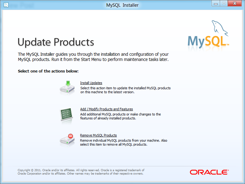 Installing MySQL on Windows 8 & Creating A Database | Binary Wasteland