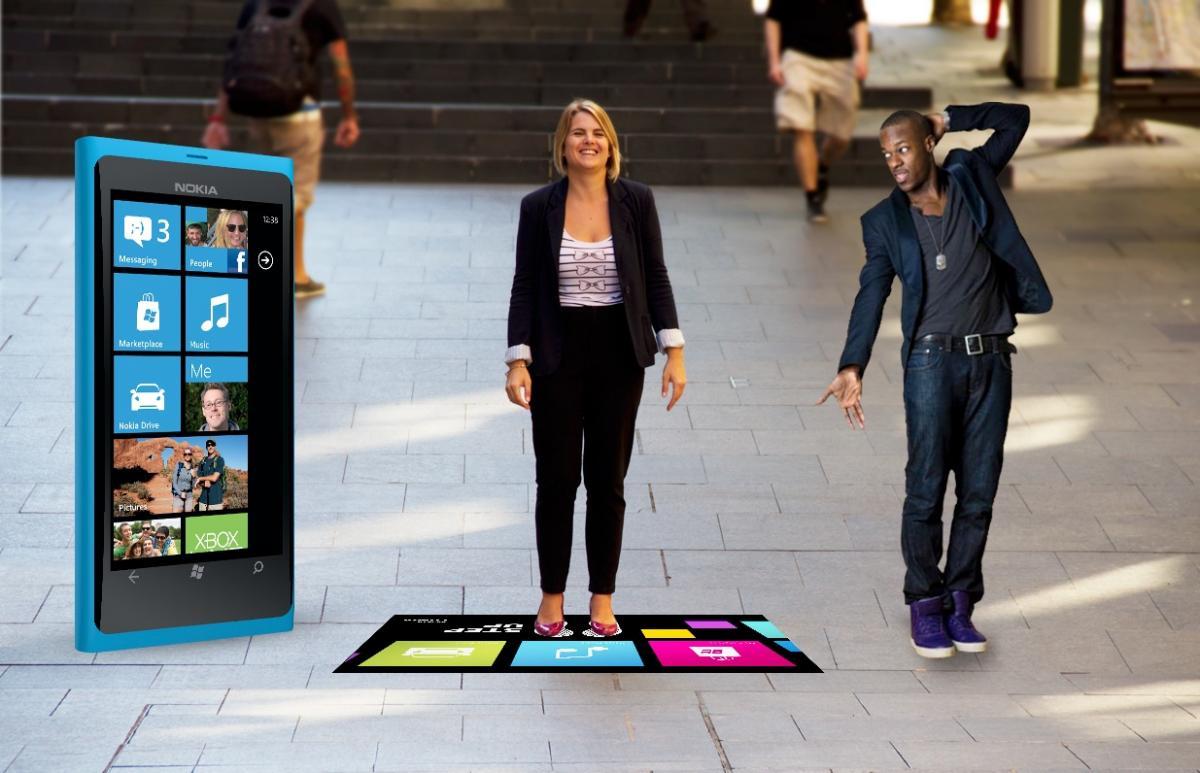 augmented reality kinect