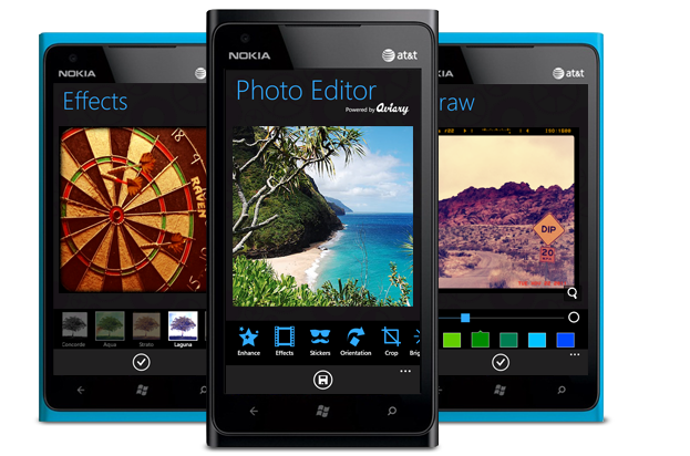 Aviary for Windows Phone 7 – A New SDK