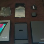 Nexus 7 – Entire Contents