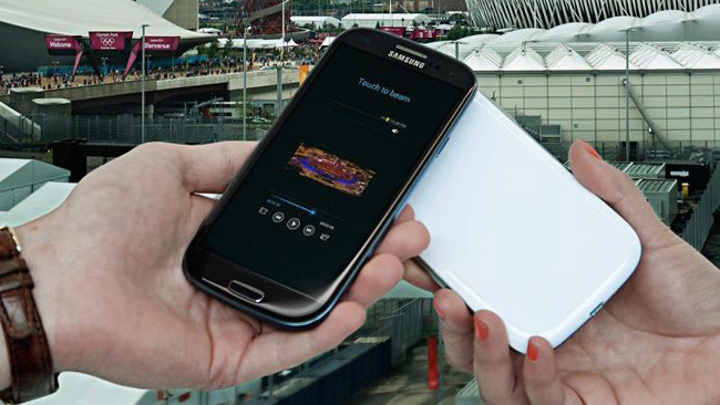 Black Samsung Galaxy S III Launching In Early October With 64 GB + 64 GB Storage Potential.