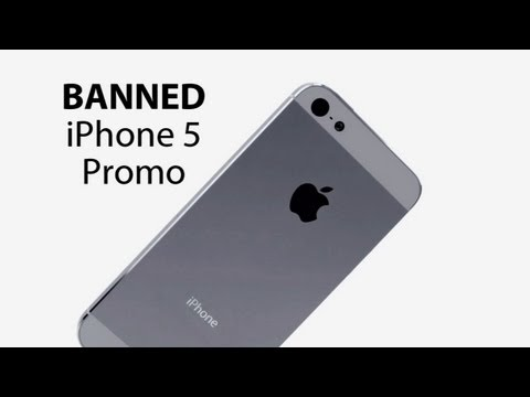 VIDEO: Banned iPhone 5 Video Promotion