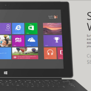 Microsoft Surface Windows 8 Pro Status Updated
