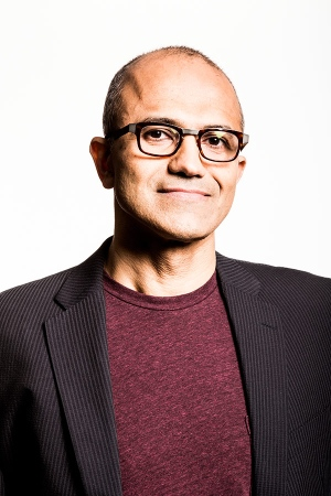 Microsoft's Head of Cloud Business is Now CEO