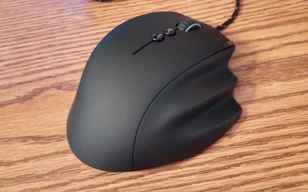 Review: Func MS-3 (Revision 2) Gaming Mouse