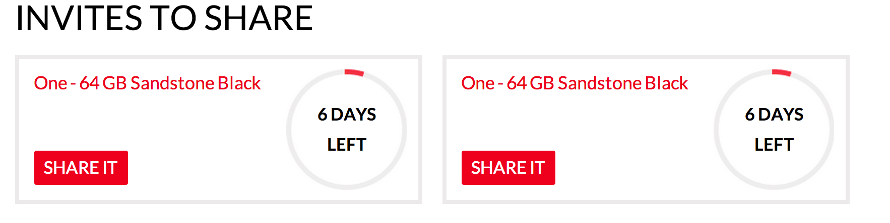 GIVEAWAY UPDATE: 2 @OnePlus One Invites