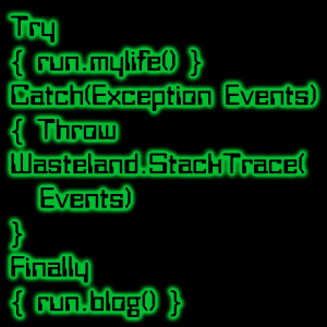 The Wasteland-StackTrace() Icon