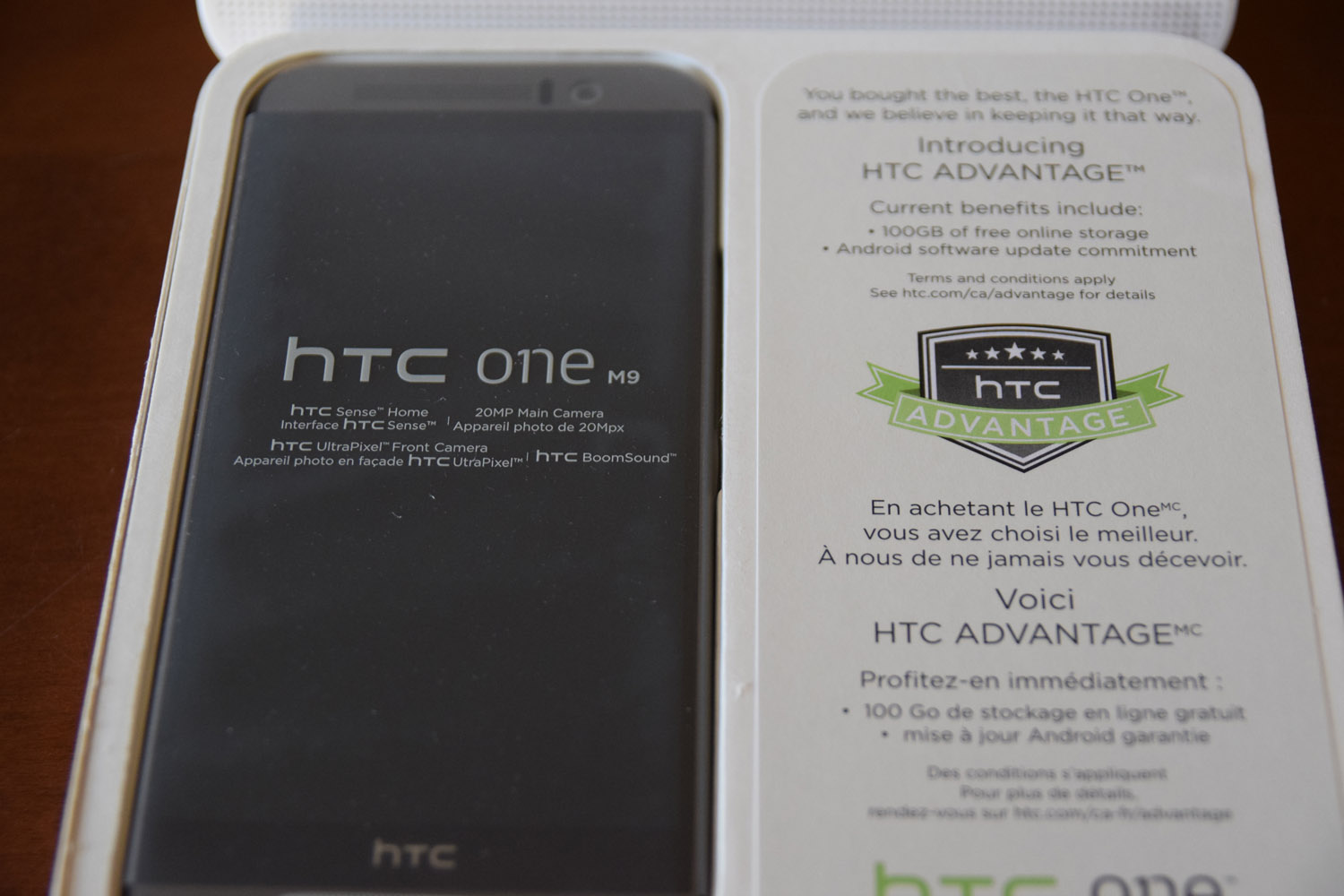 REVIEW: Rogers HTC One M9 – Gunmetal Grey