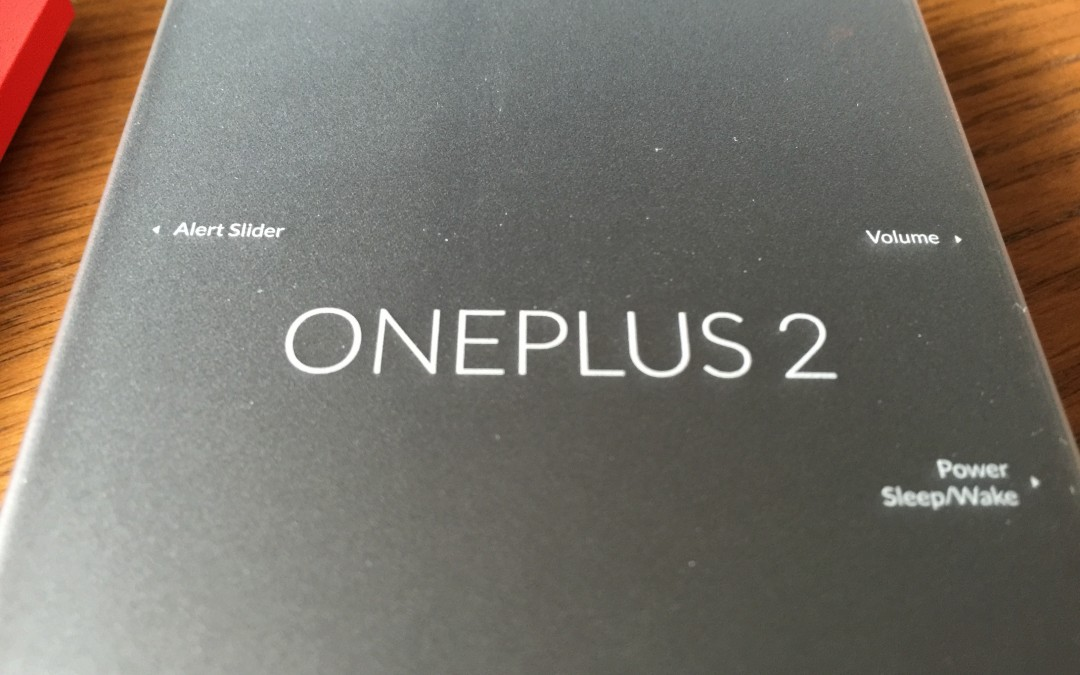 OnePlus 2 Unboxing